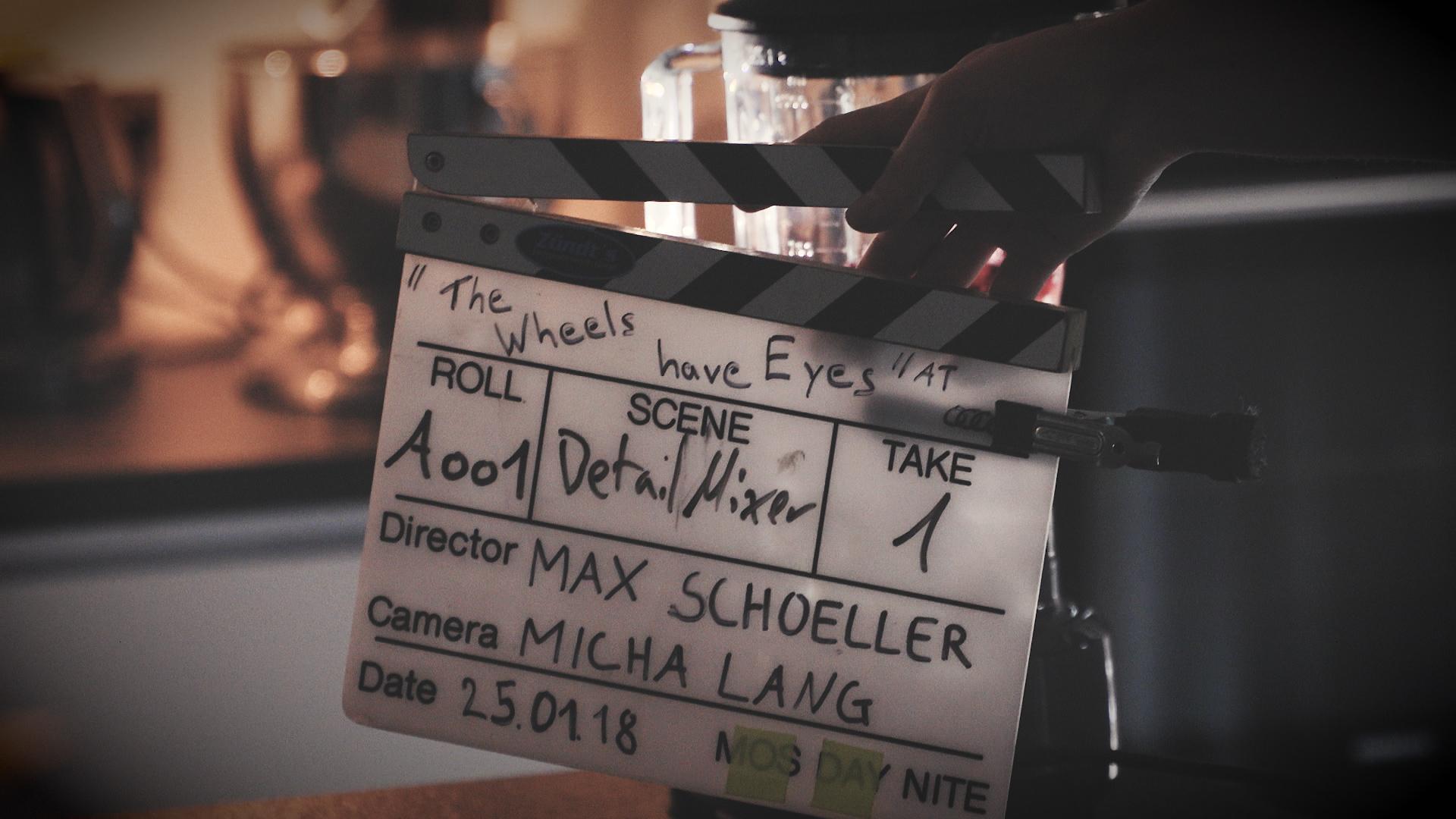 Making Of des Filmwettbewerbs #RevealTheA6