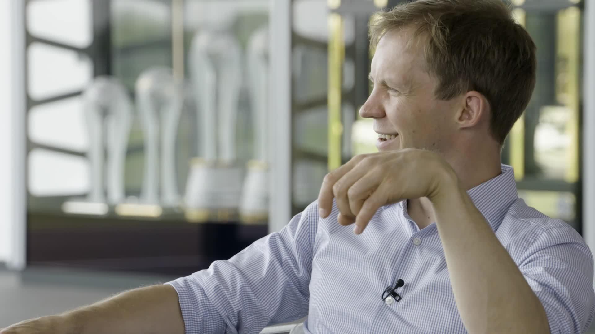 Mattias Ekström Abschieds-Interview – 17 Jahre DTM