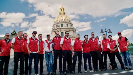 Formula E: Meet the team