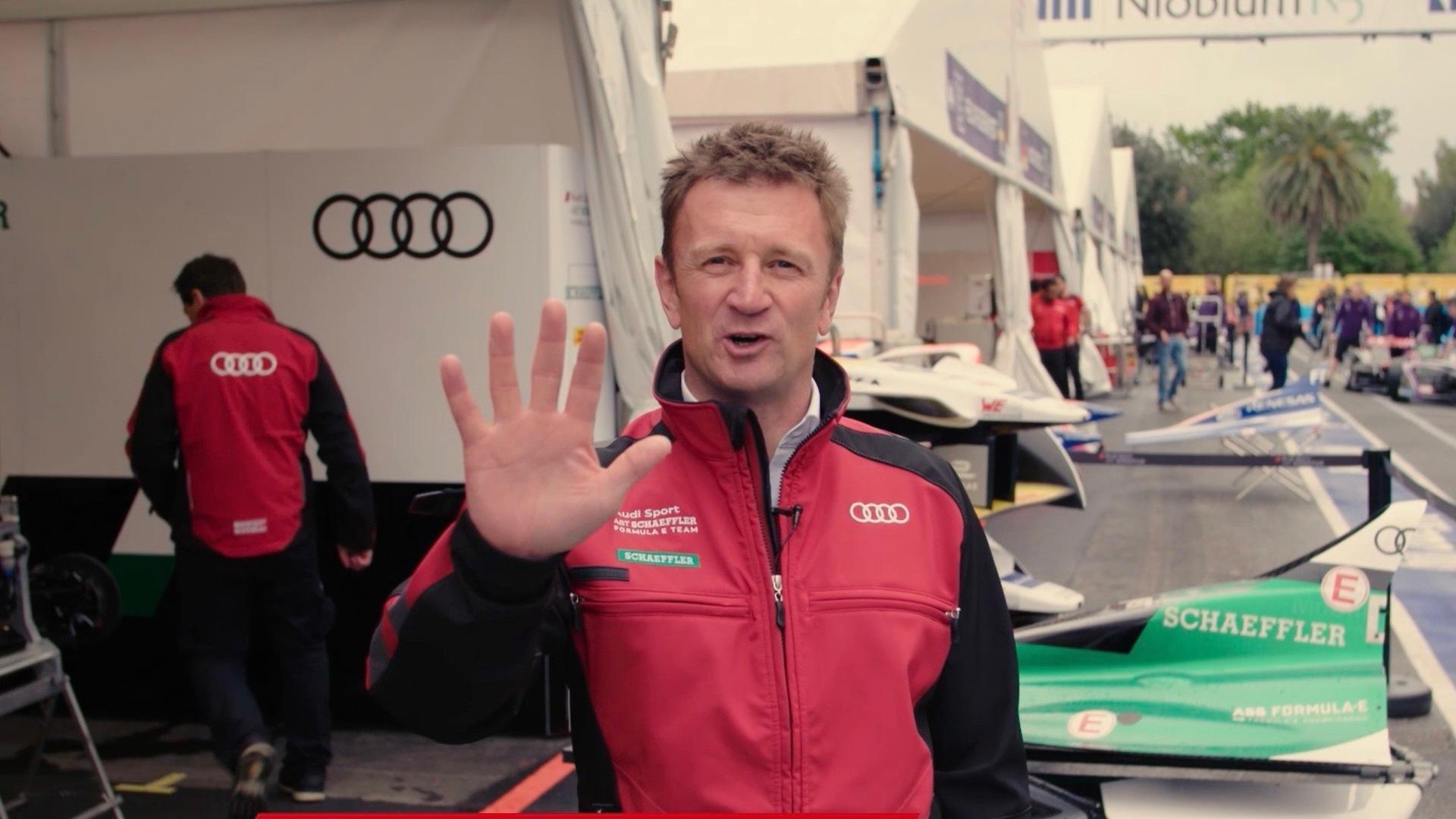 Formel E: Die Top 5 Rennstrecken mit Allan McNish