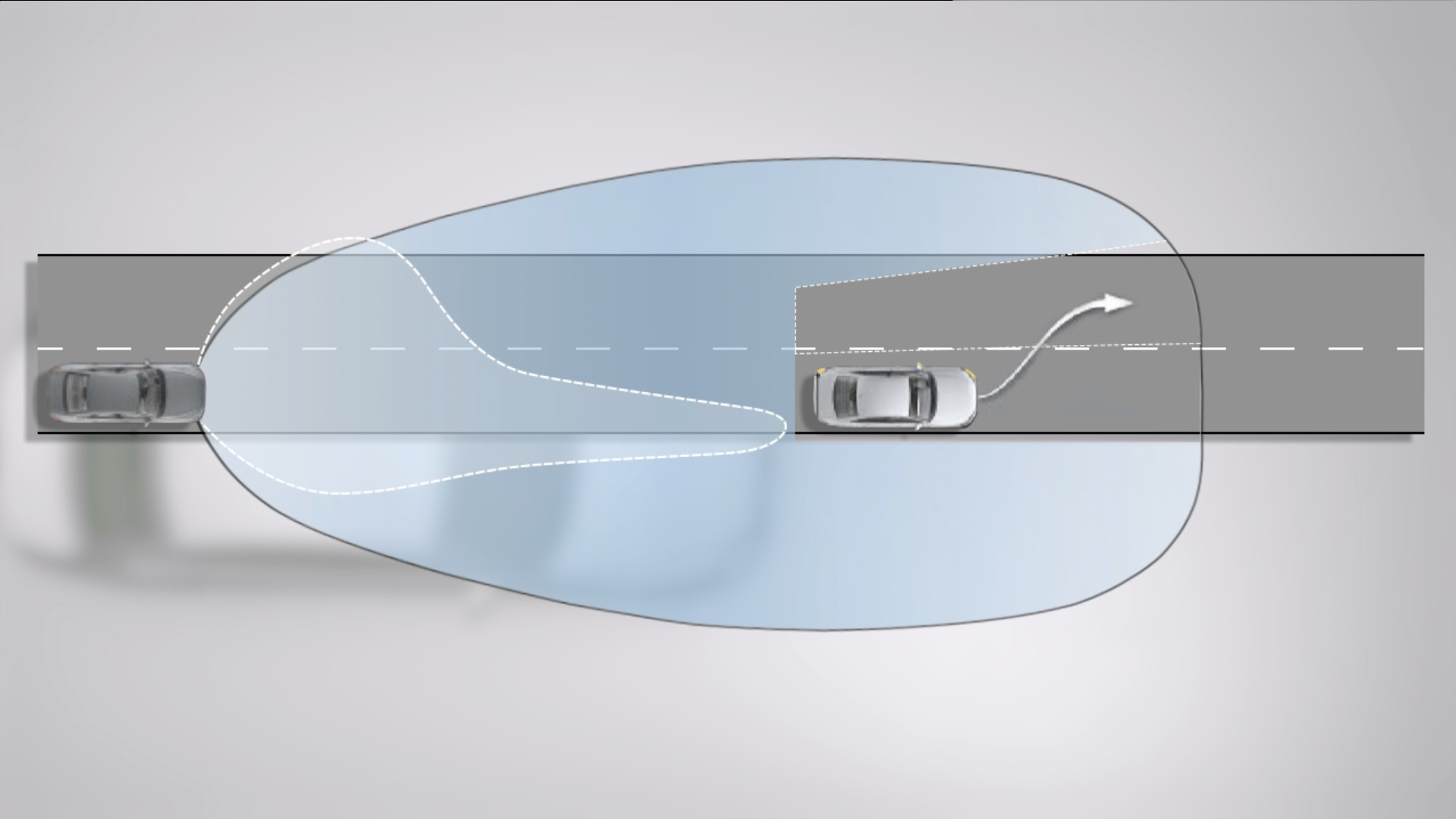 Animation Audi A6 Lichttechnologie