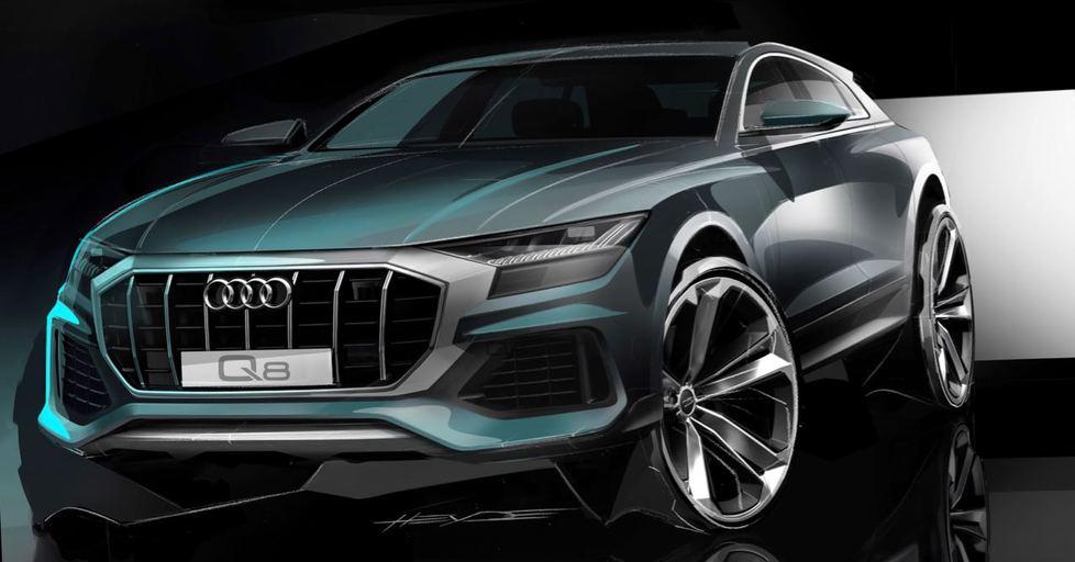 Der Audi Q8