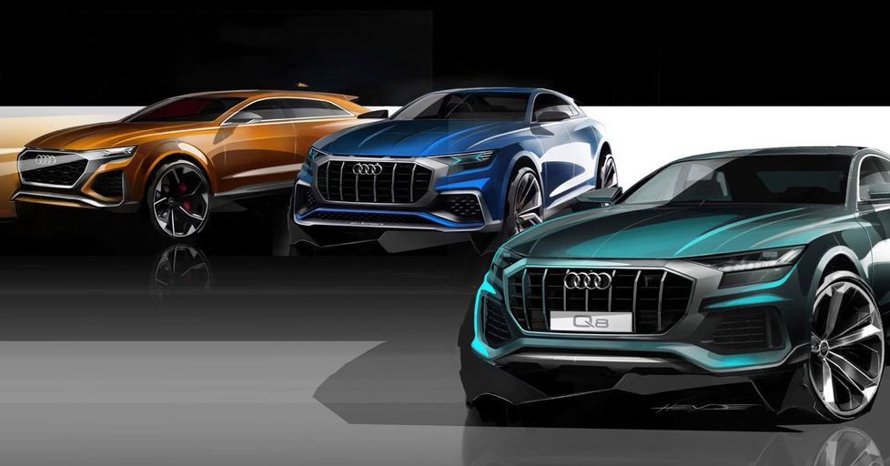 The Audi Q8