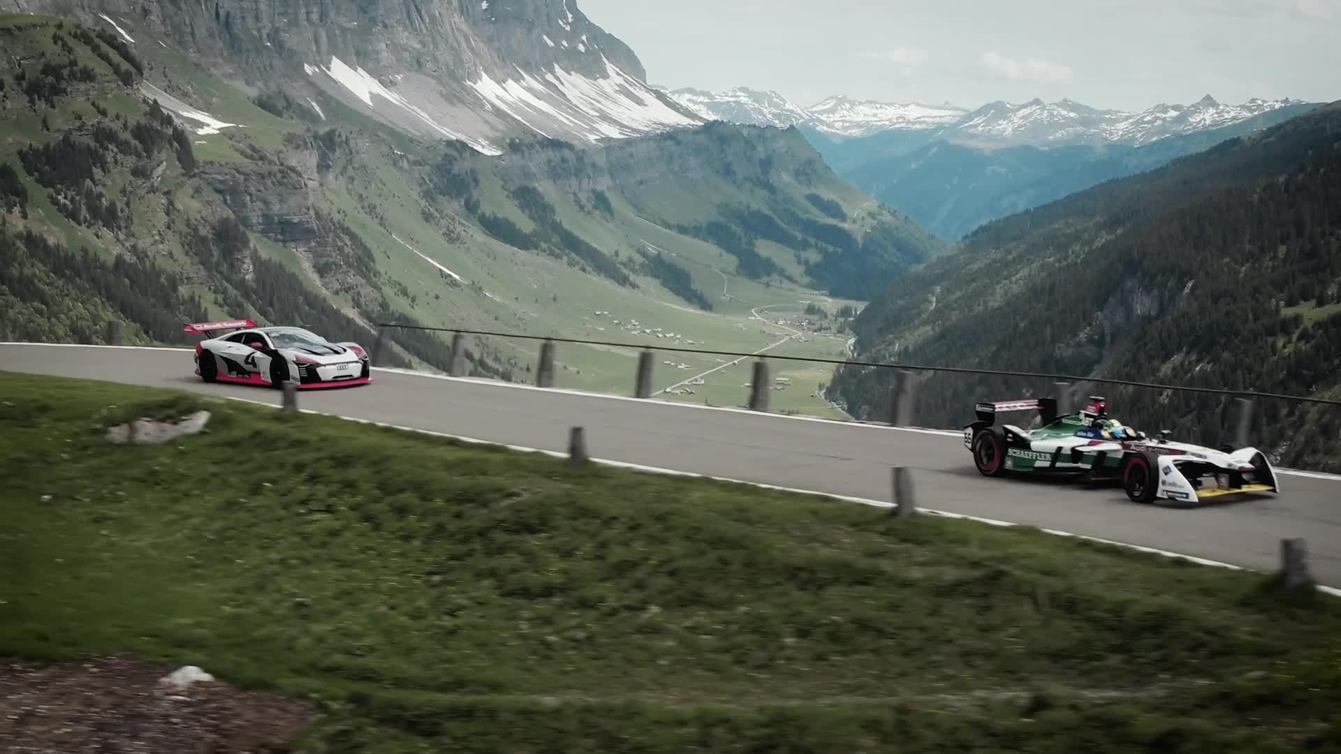 Formel E: Der Weg nach Zürich