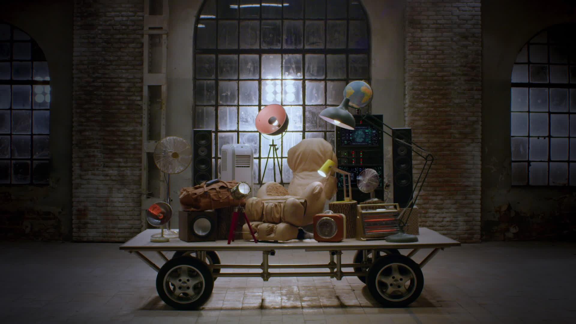 Audi A6 film contest: Reveal