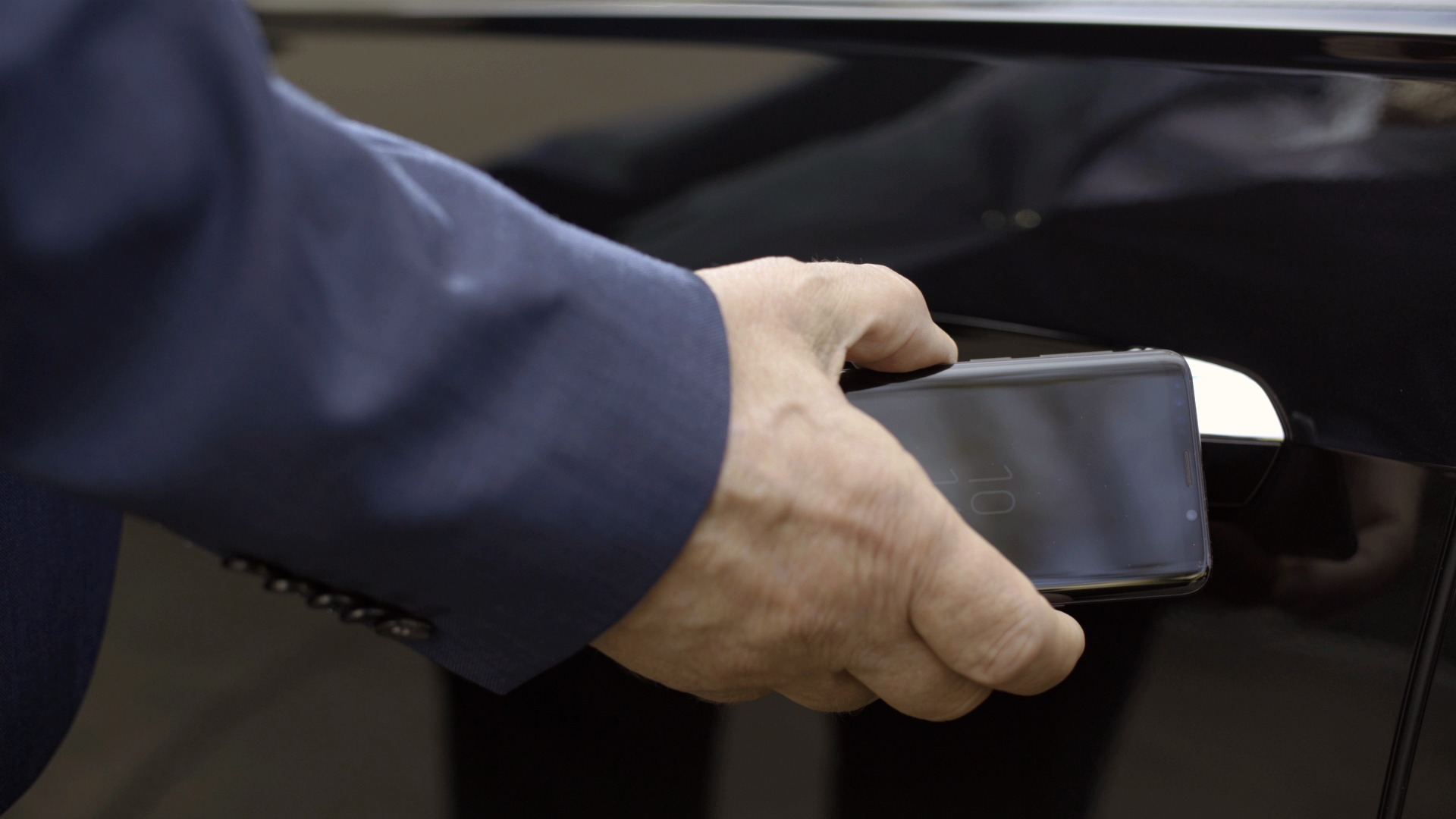 Audi im Wandel der Zeit: der Audi connect Schlüssel