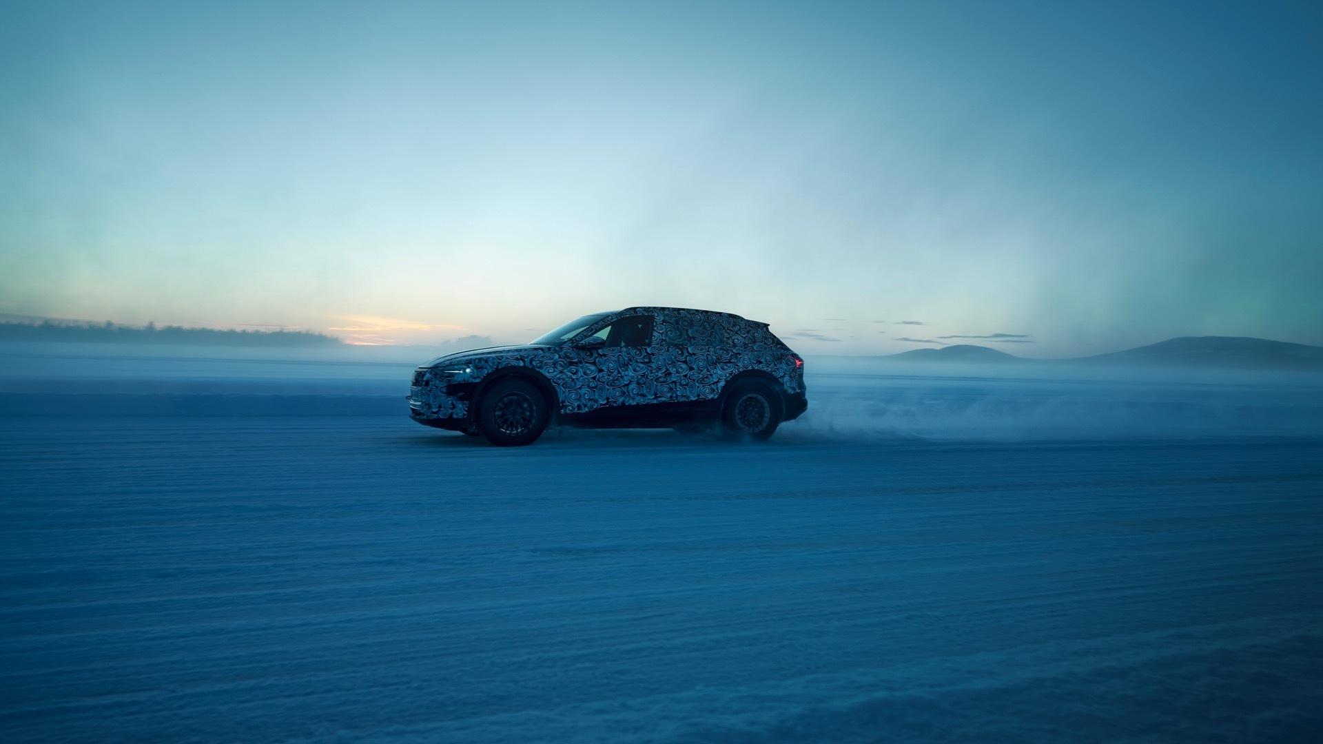 Polarlights – Audi e-tron Prototyp