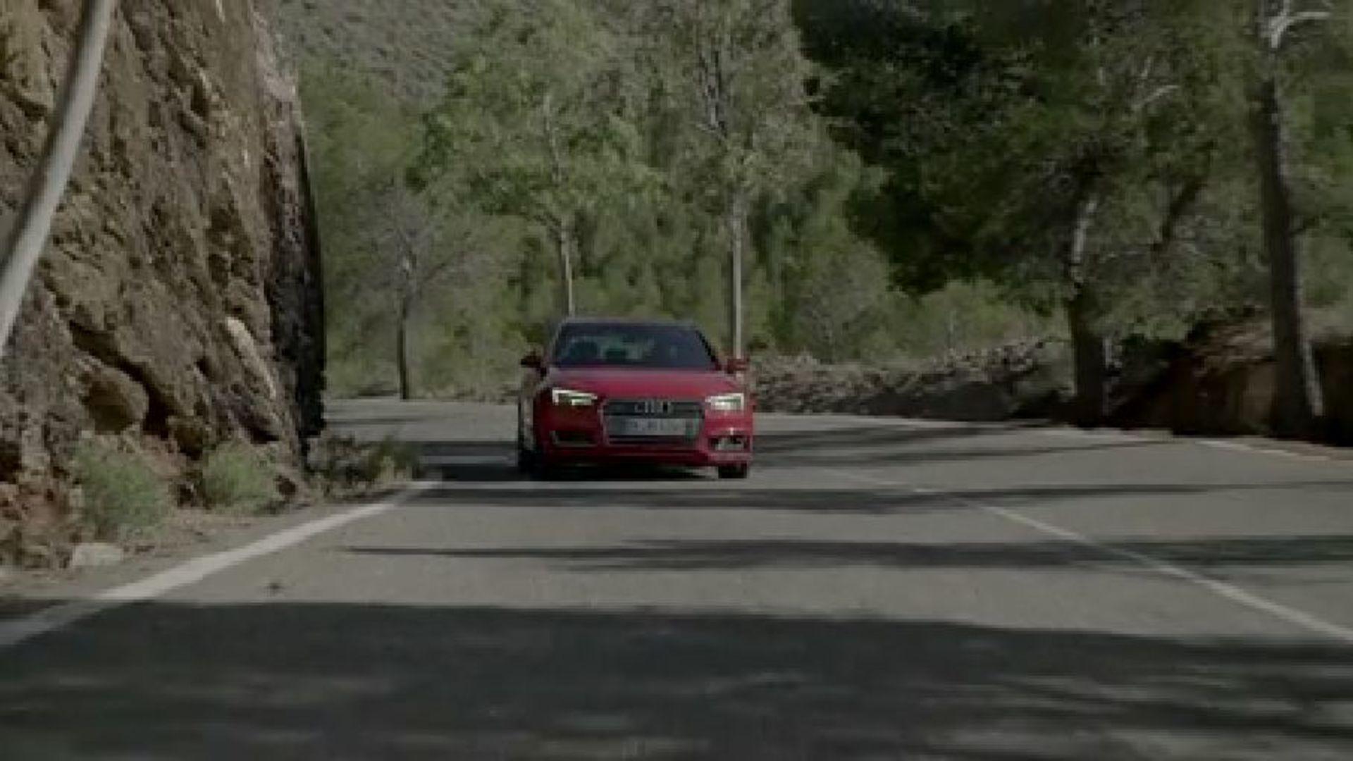 Audi A4 (2015) Emotion Trailer - Short