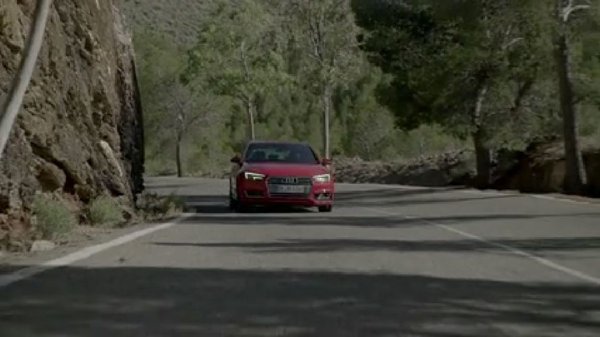Audi A4 (2015) Emotion Trailer - Short