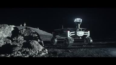 Audi Mission to the Moon. Audi Apollo.