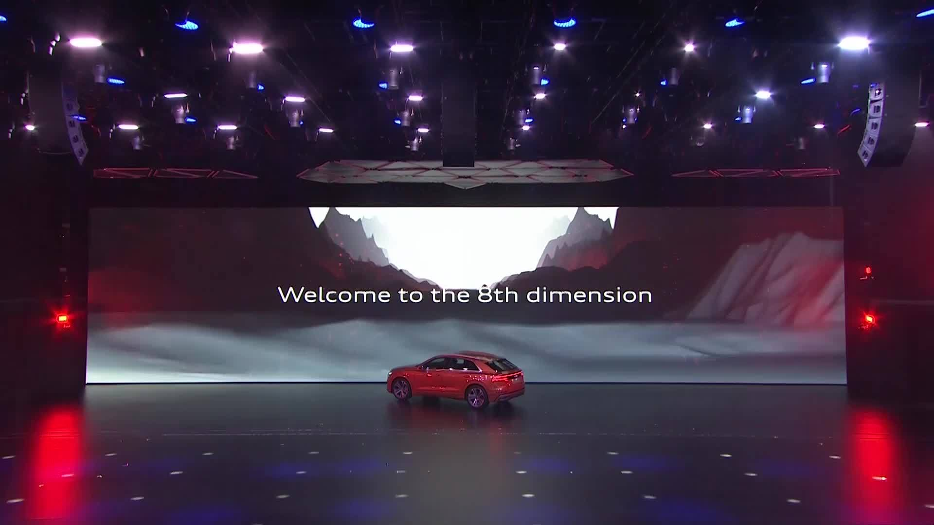 The Highlights of the Audi Brand Summit Shenzhen