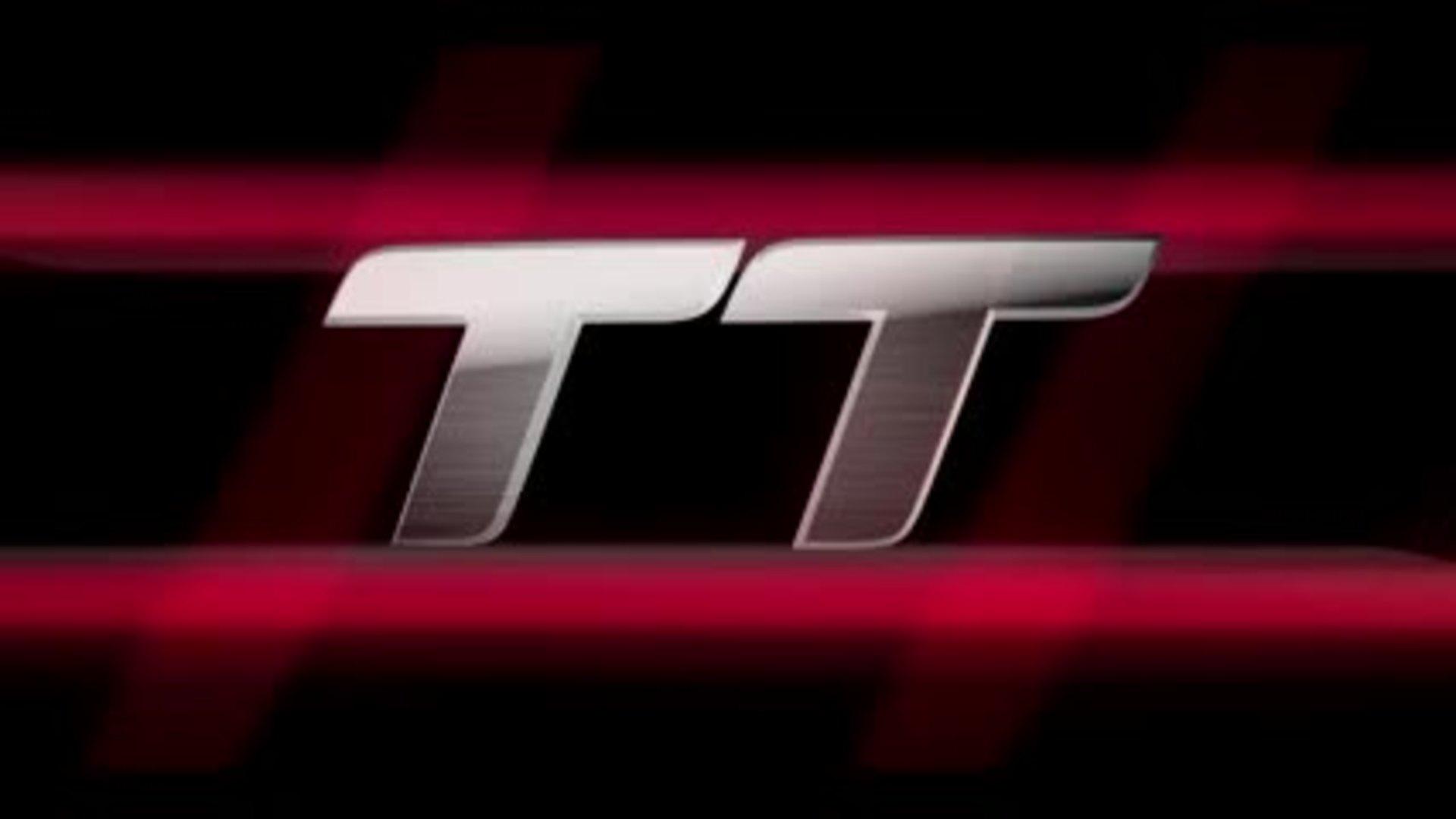 Die Geschichte des Audi TT (2014)