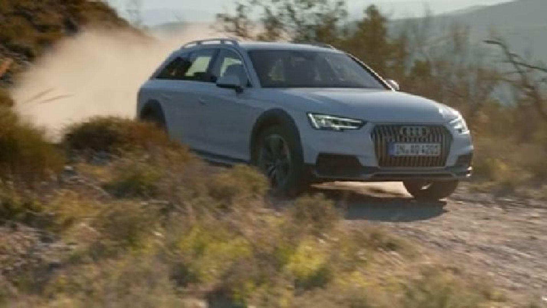 Audi A4 allroad quattro (2015) – Trailer