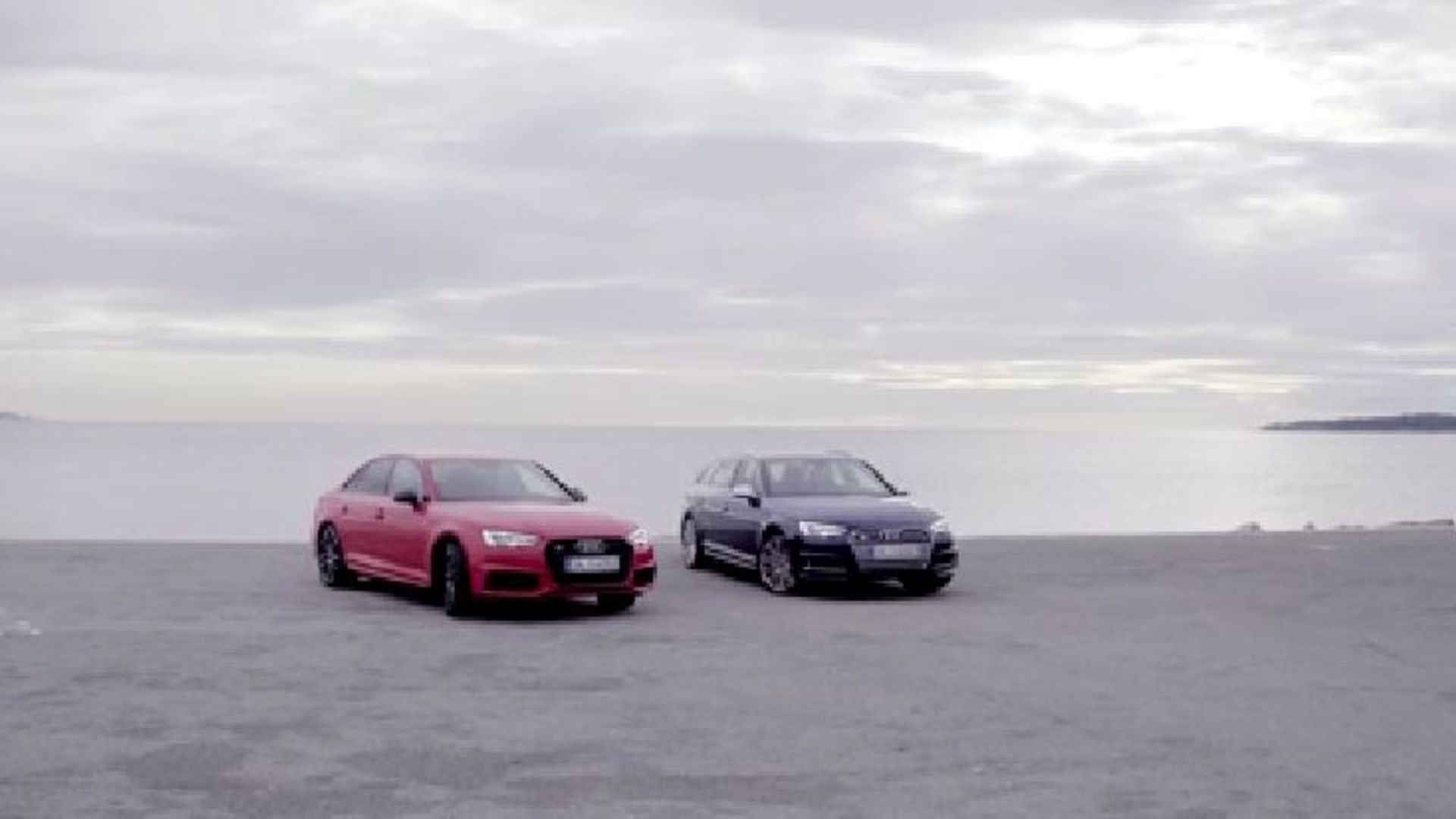 At the peak of the competitive field – Audi S4 and S4 Avant (2016)