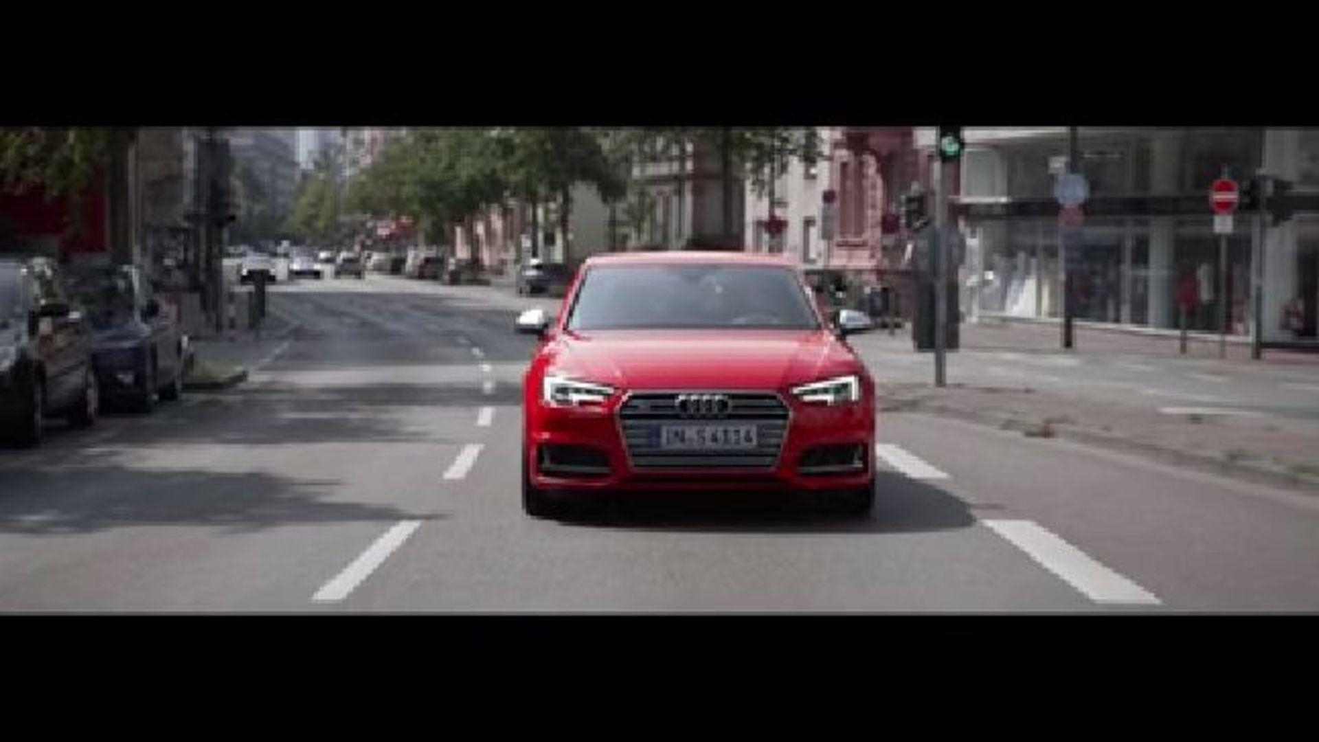 Audi S4 (2016) – Trailer