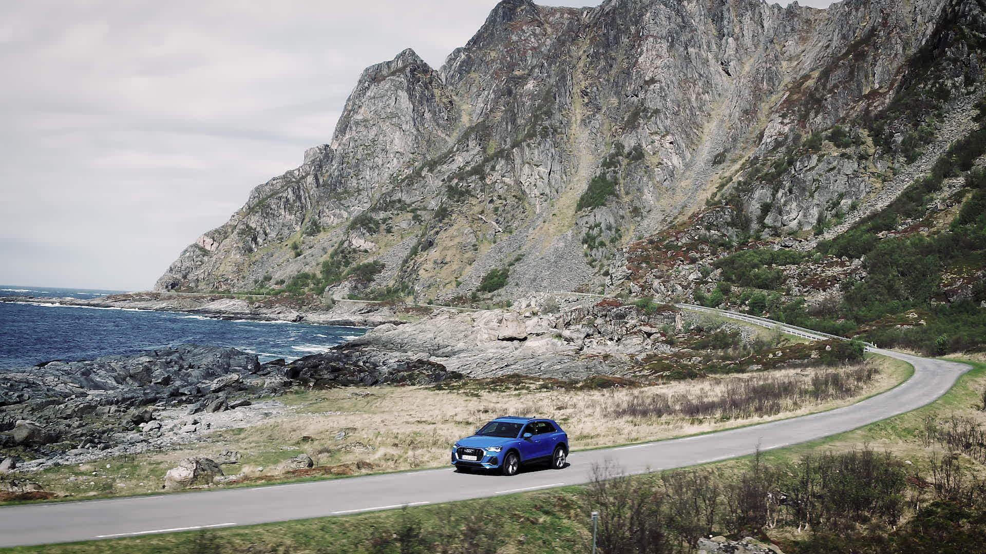 Trailer: The new Audi Q3