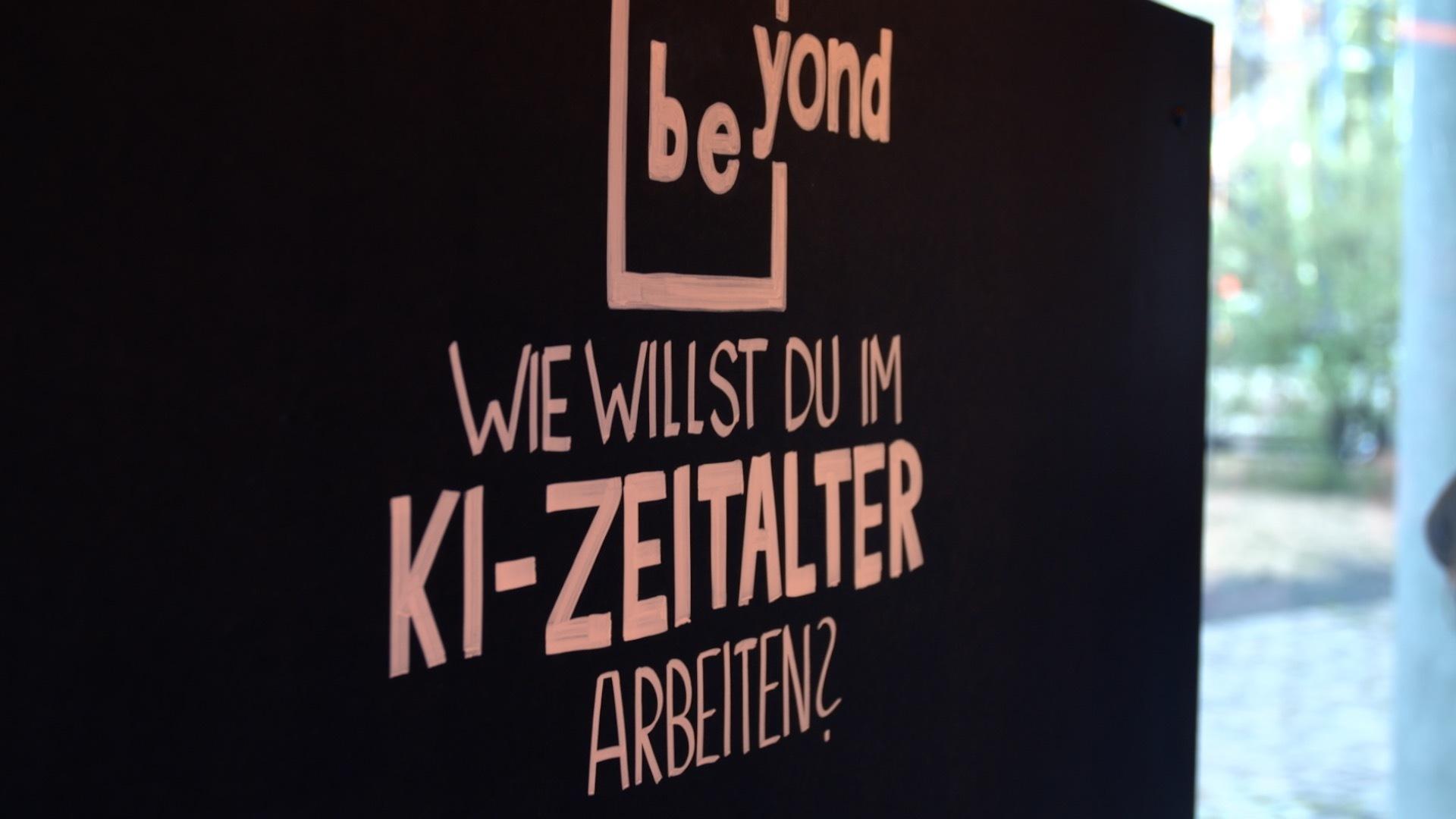 Audi beyond: Keine Angst vor Kollege KI