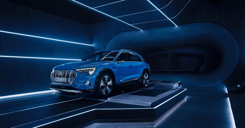 Der Audi e-tron