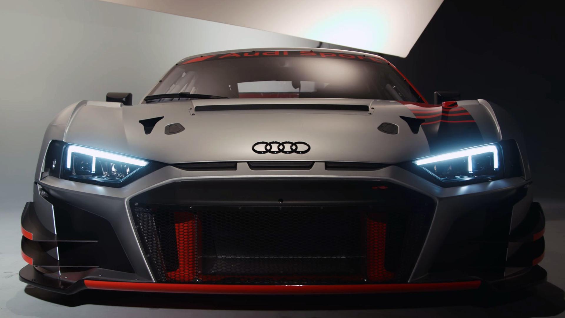 Die neue Evolutionsstufe des Audi R8 LMS