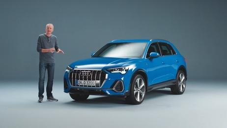 May we present: The new Audi Q3