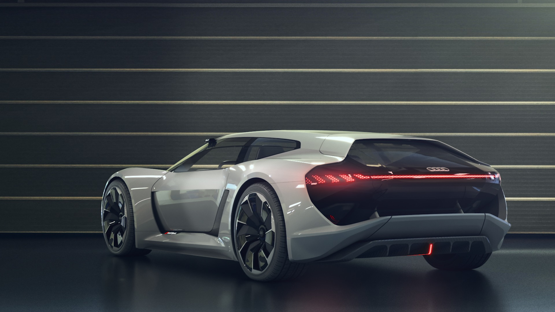 Celebrating Audi e-tron: das Pebble Beach Showcar