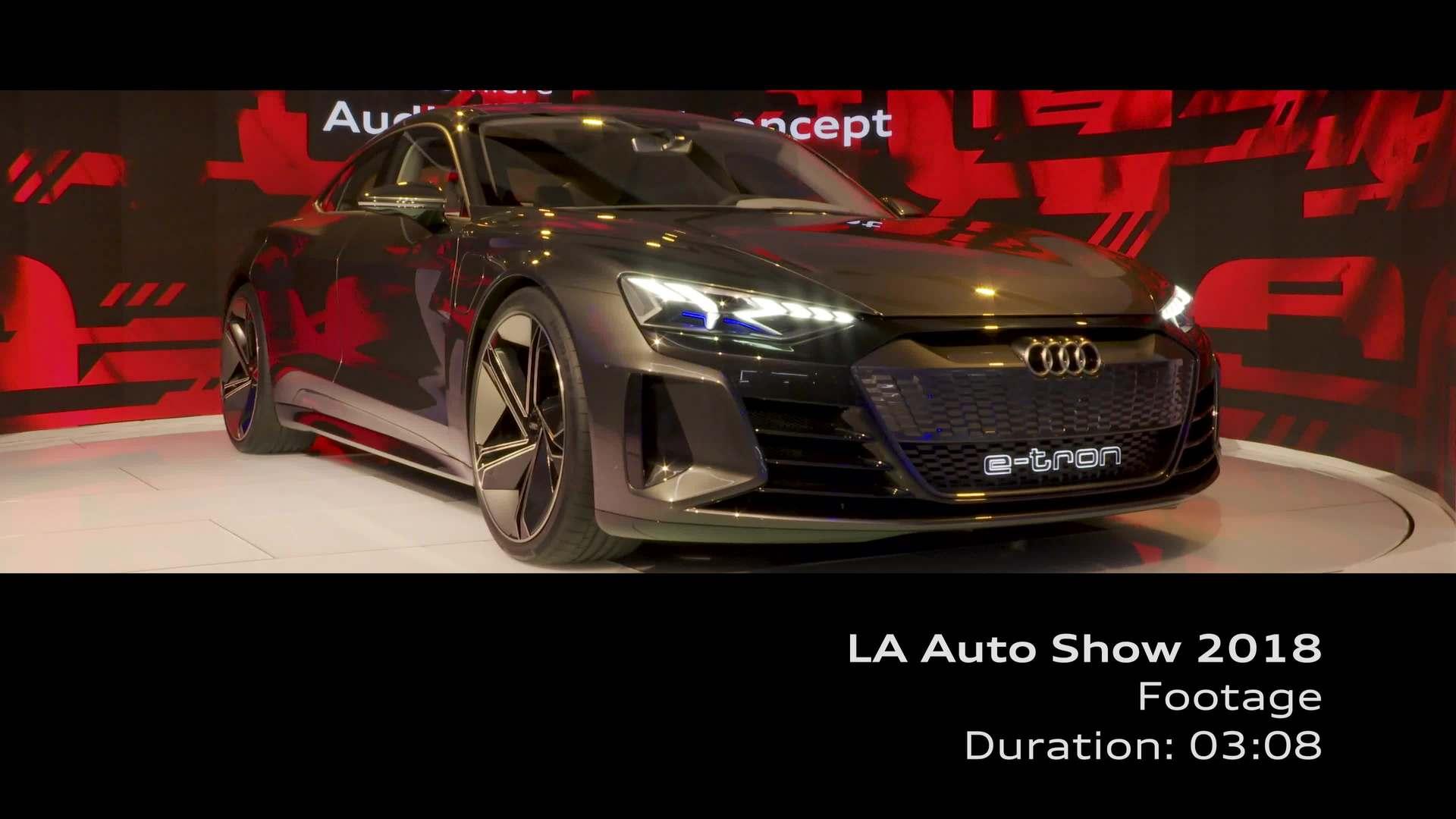 L.A.Motorshow (Footage)