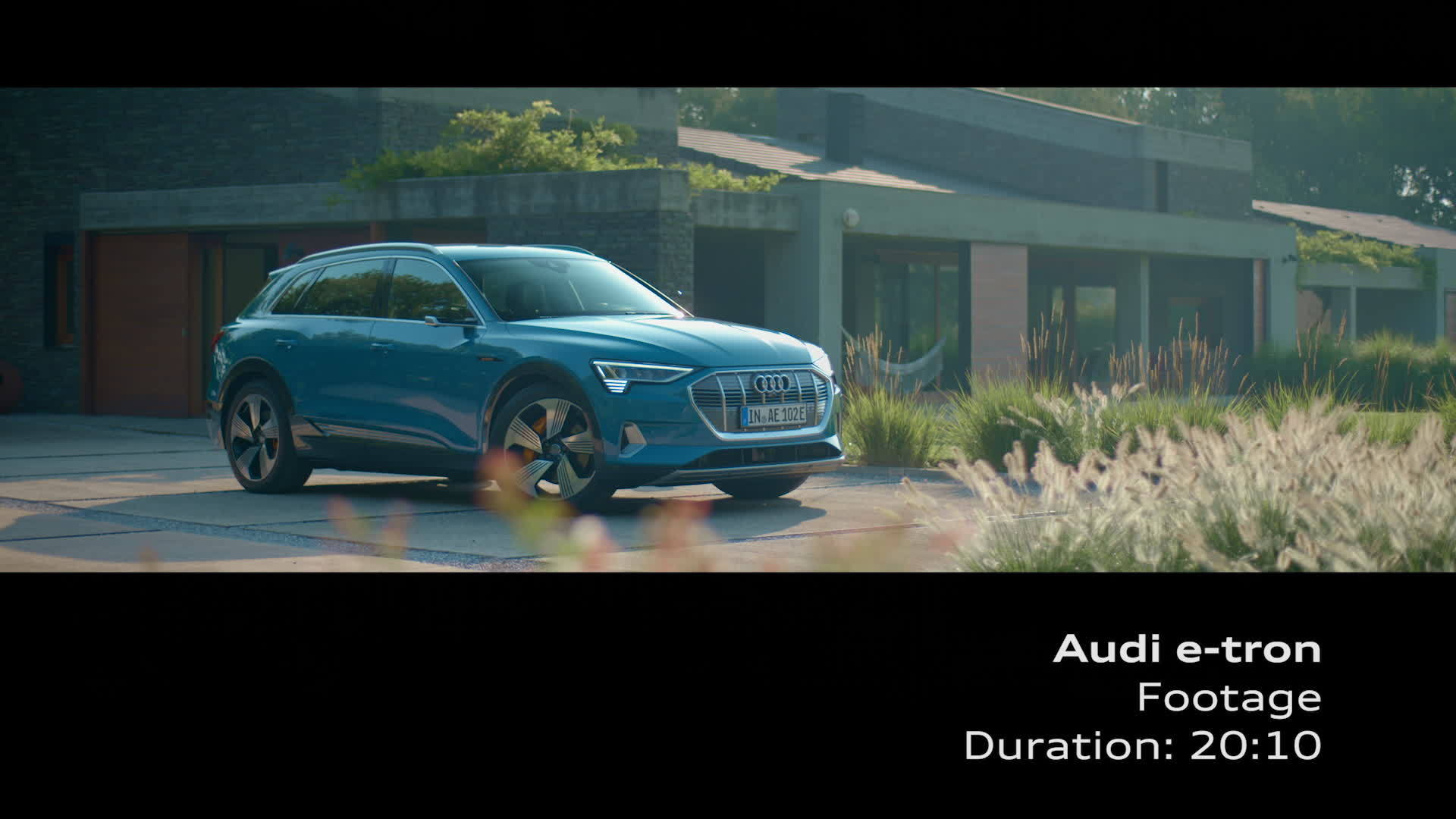 Audi e-tron (Footage)