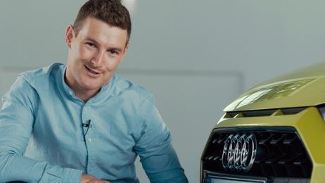 Der Audi A1 Sportback im Detail