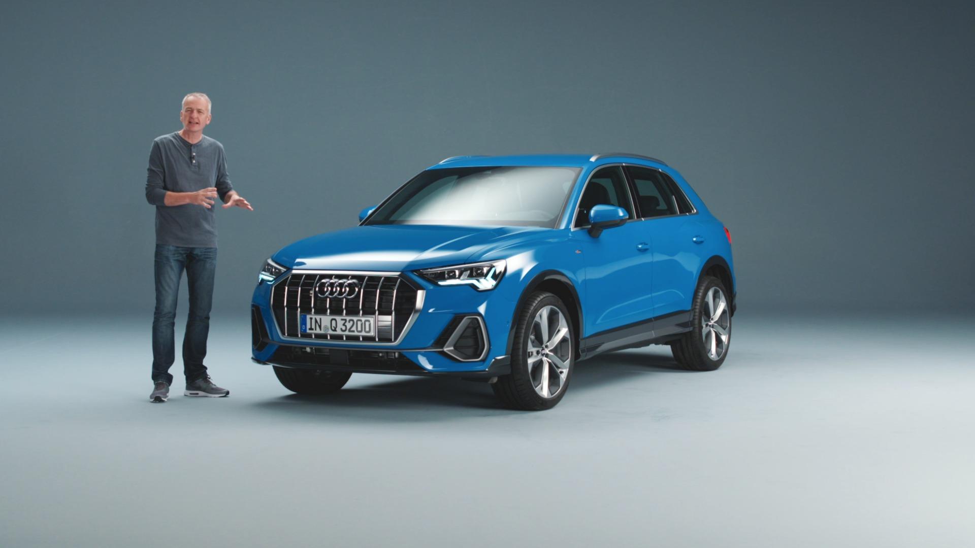 Dürfen wir vorstellen: Der neue Audi Q3