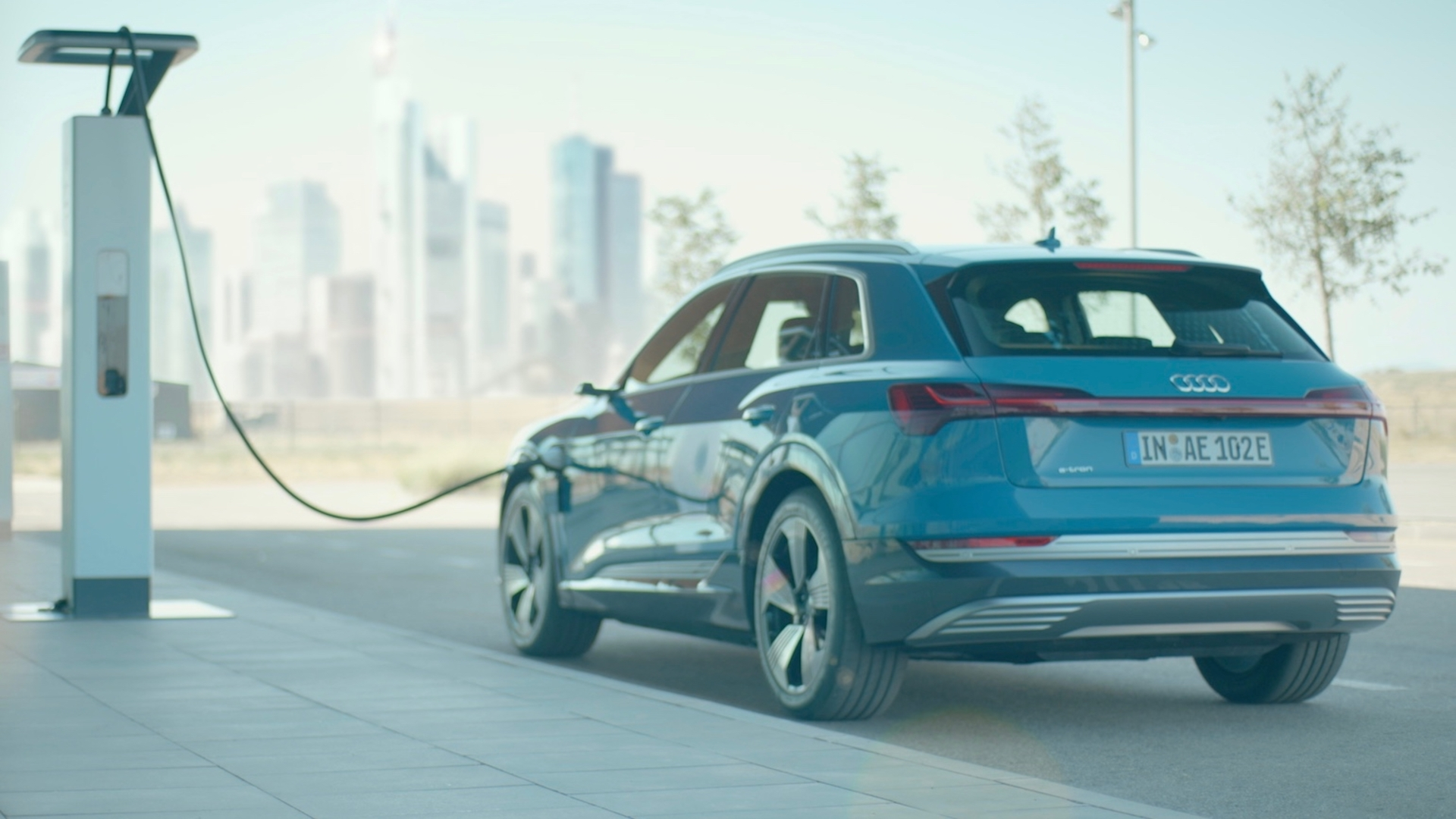 Audi e-tron: the next stage of electric mobility
