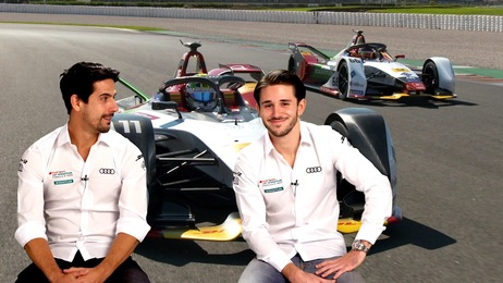 Formel E Teaser, What's up in AD DIRIYAH?