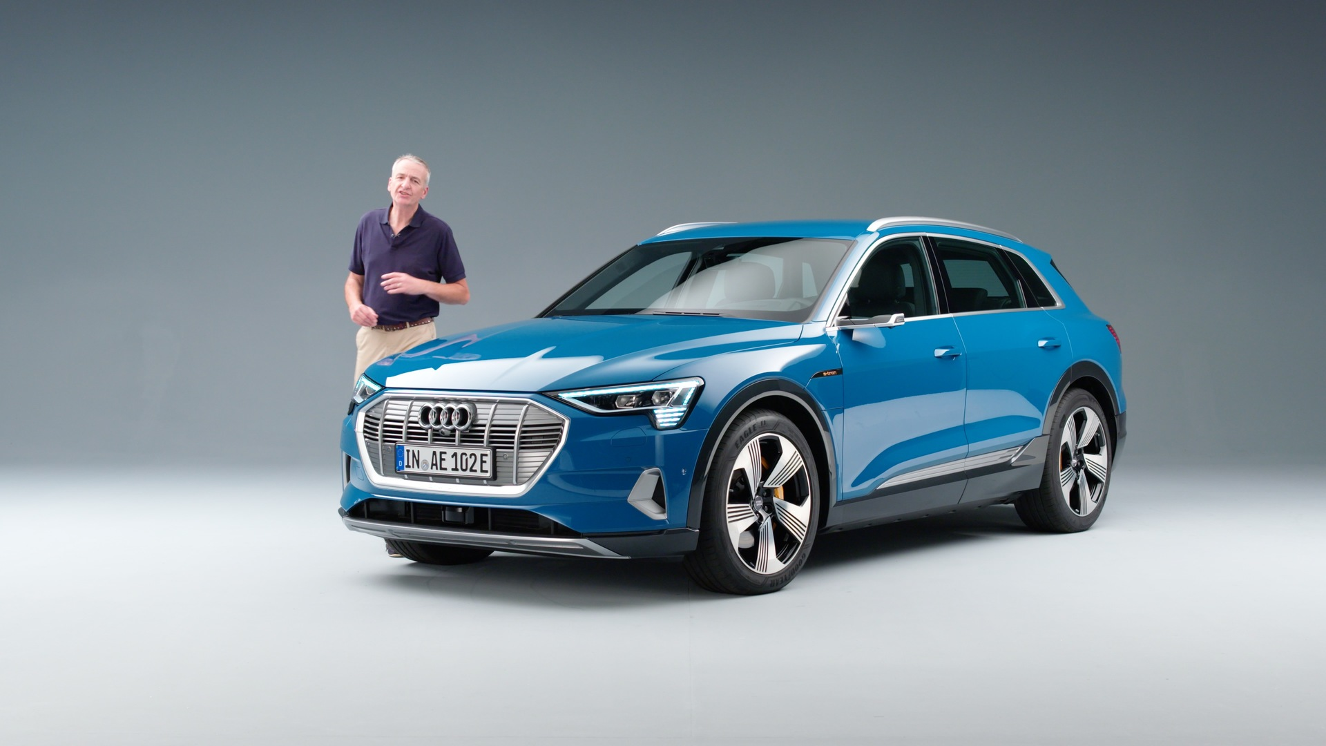 Review: the Audi e-tron