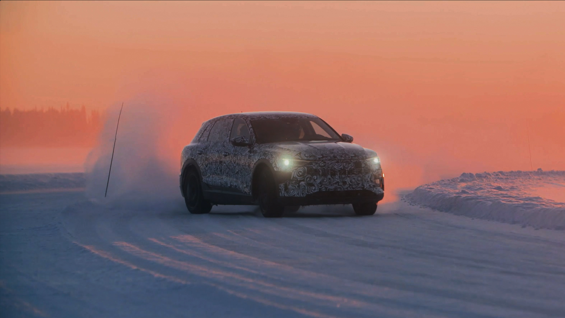 Making of: the Audi e-tron