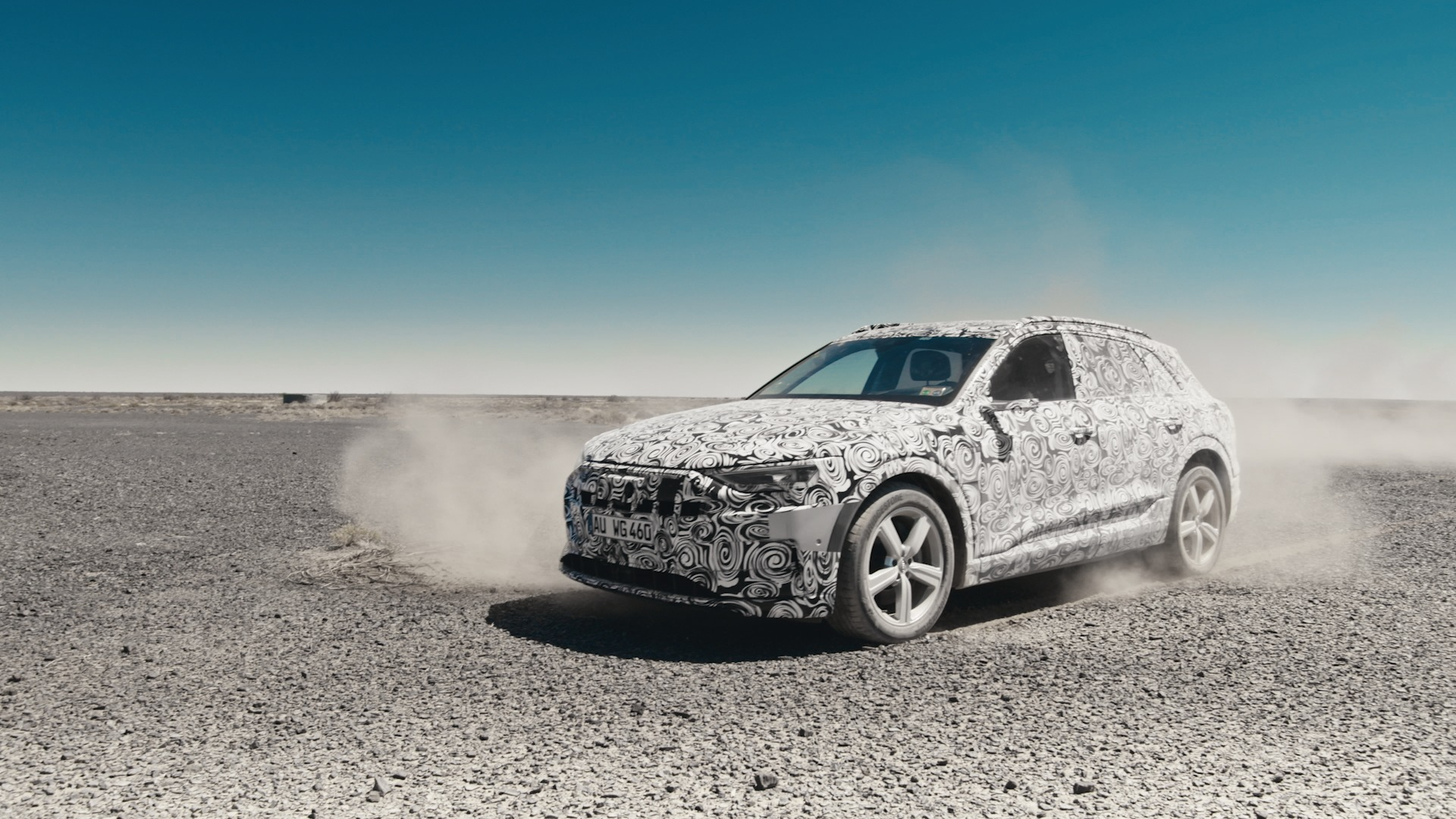 Trailer: the Audi e-tron prototype