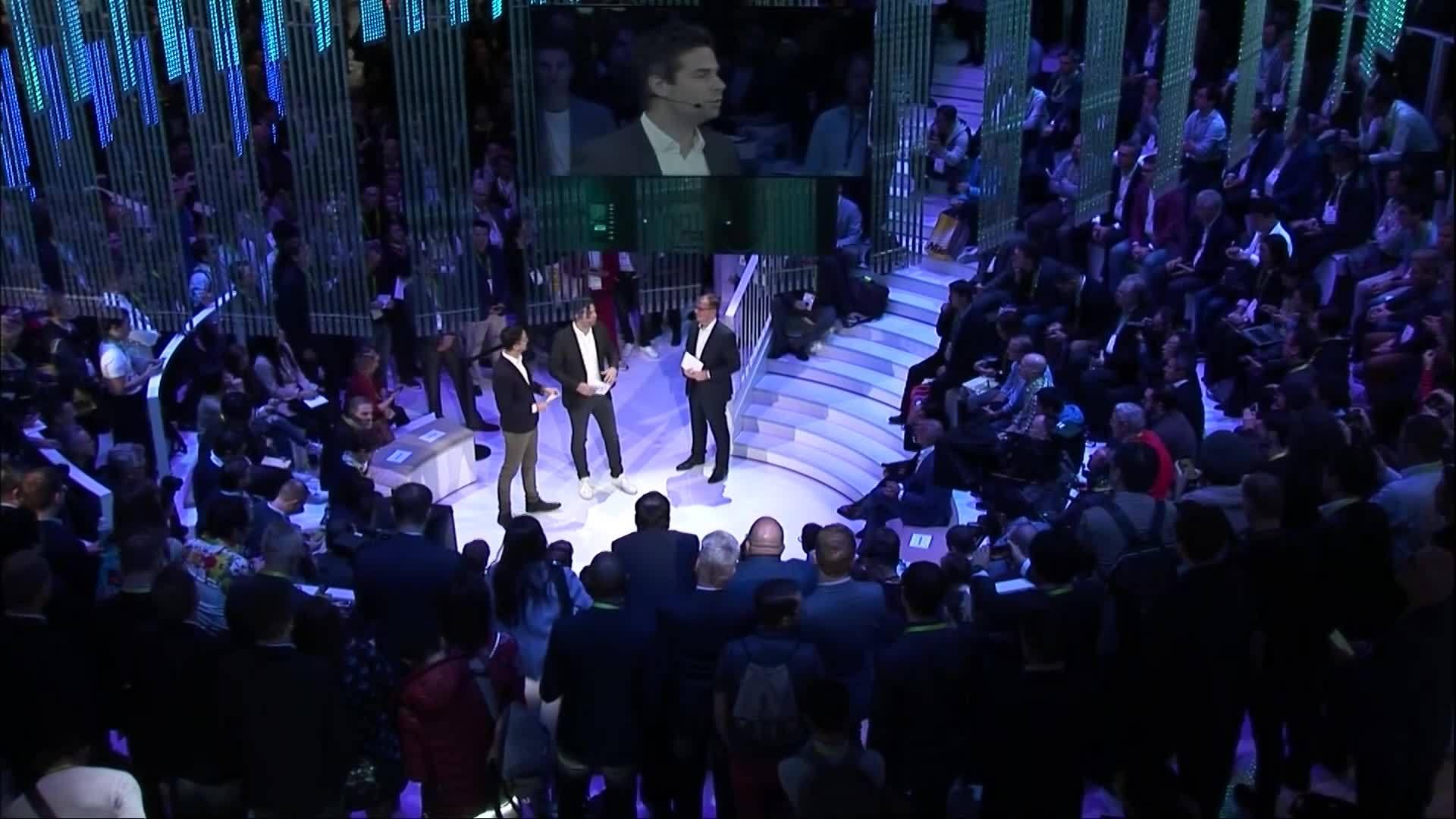 CES 2019: Audi Pressekonferenz auf der Consumer Electronics Show