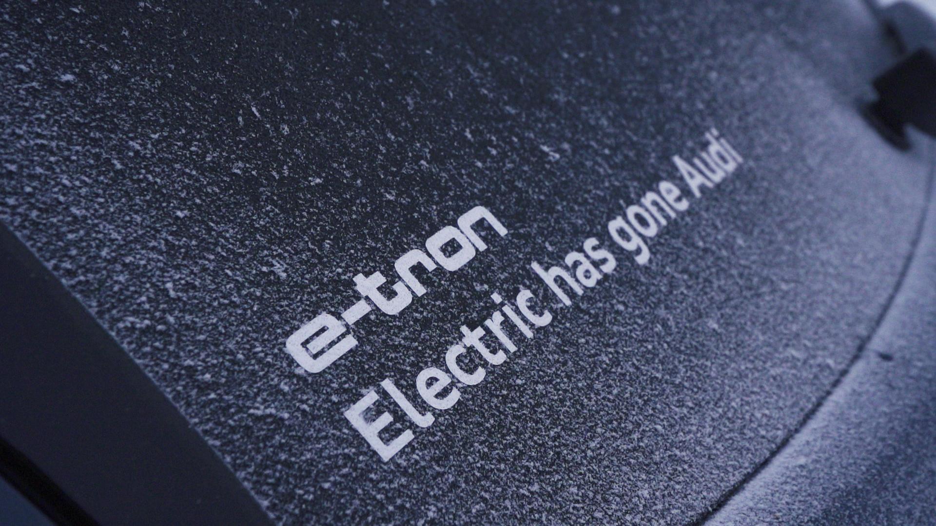 Audi e-tron: nachhaltige Mobilität auf dem Weltwirtschaftsforum in Davos