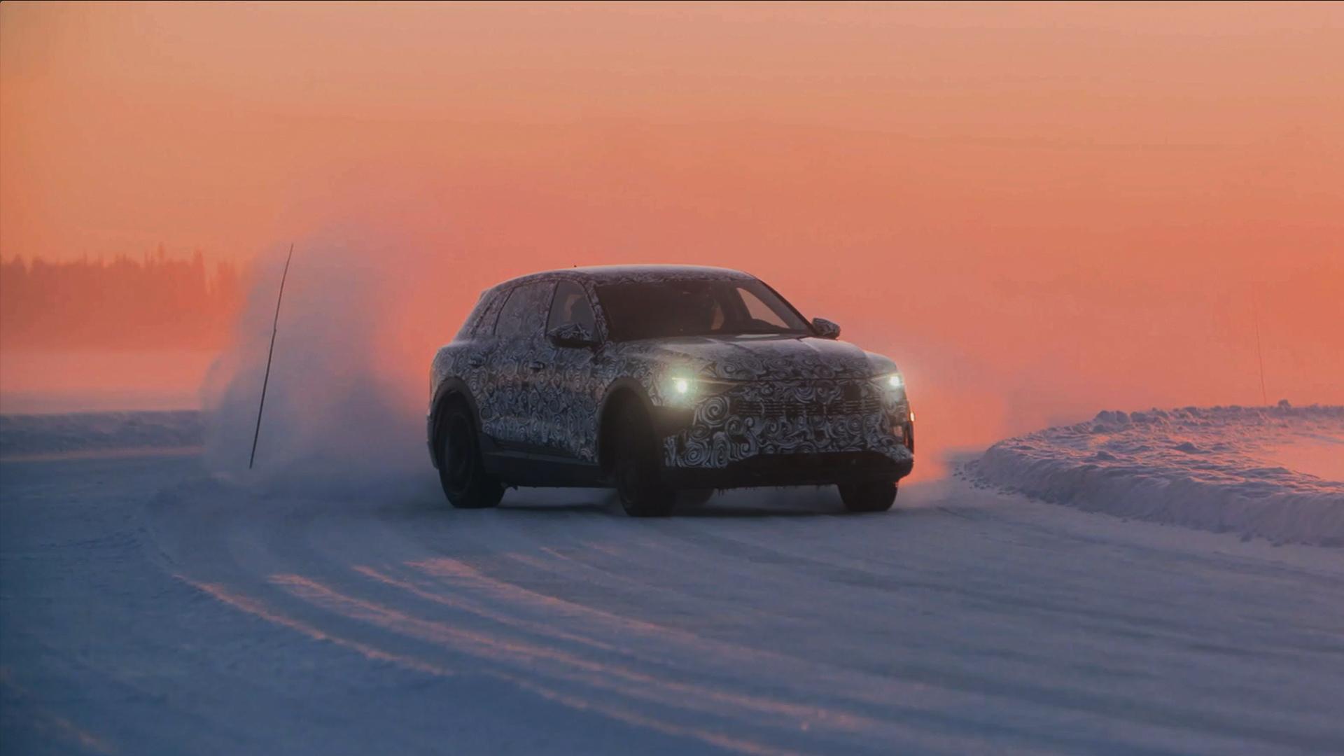 Making of: the Audi e-tron
