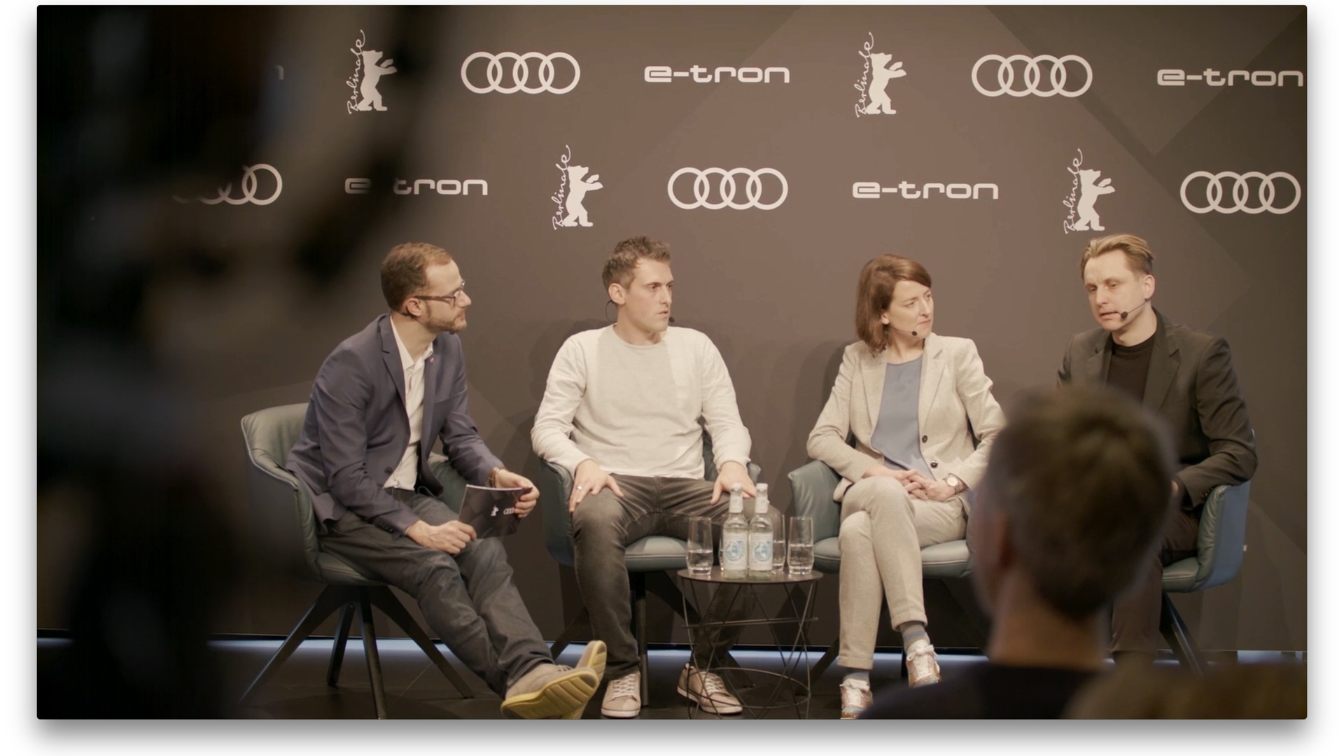 beyond Initiative meets Berlin International Film Festival 2019: Experts discuss Artificial Intelligence