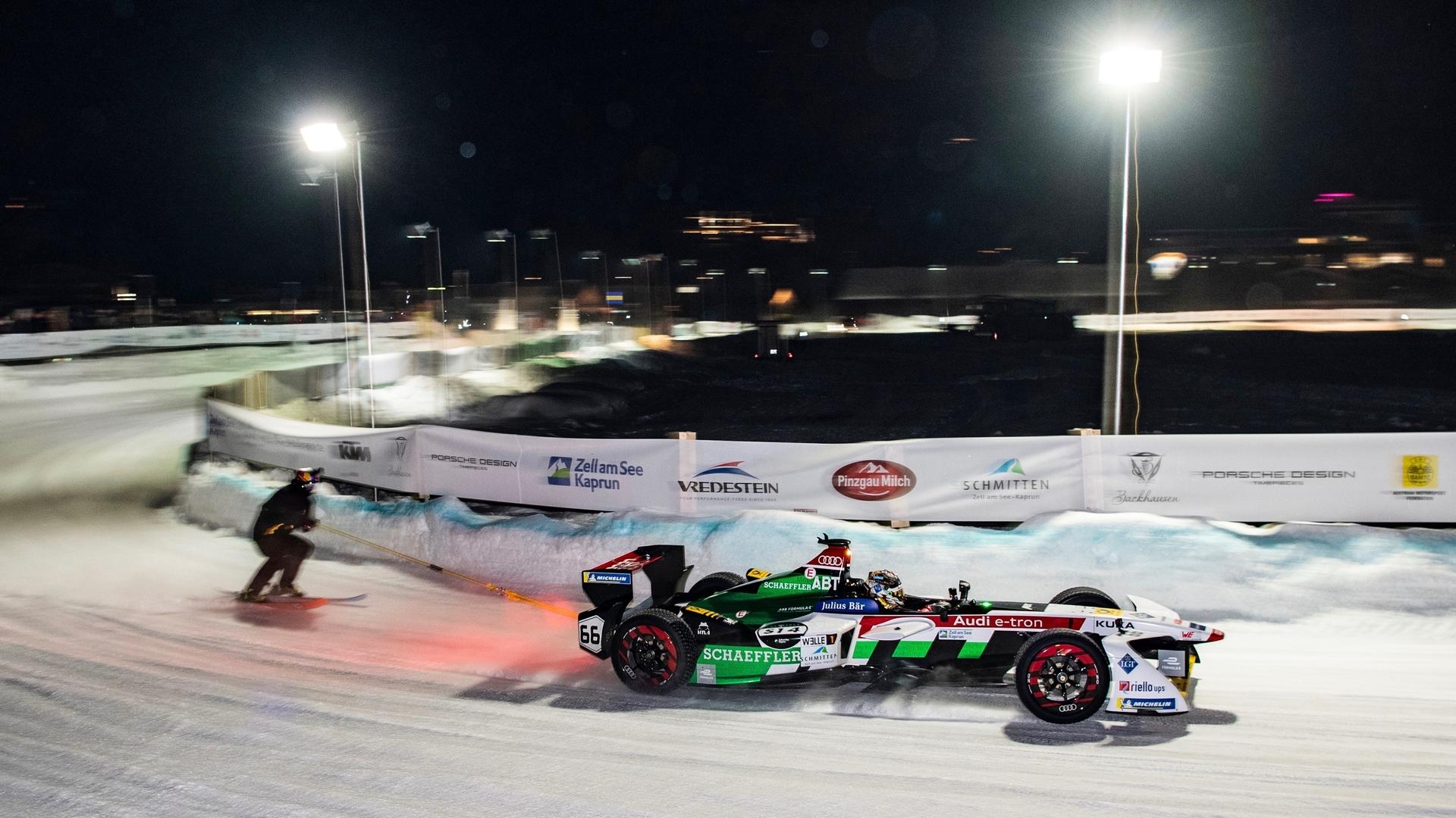 Heiß auf Eis – GP Ice Race