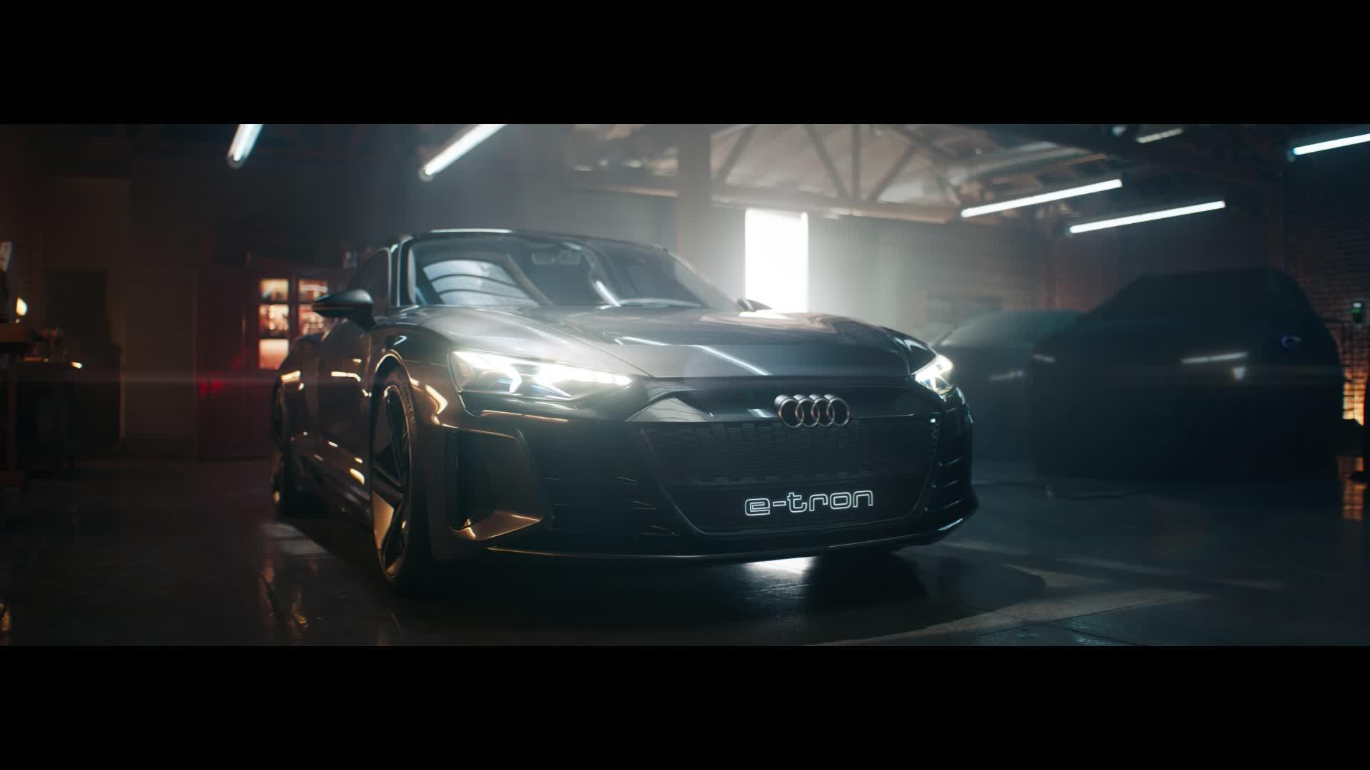 "Audi Super Bowl Spot ""Cashew"""