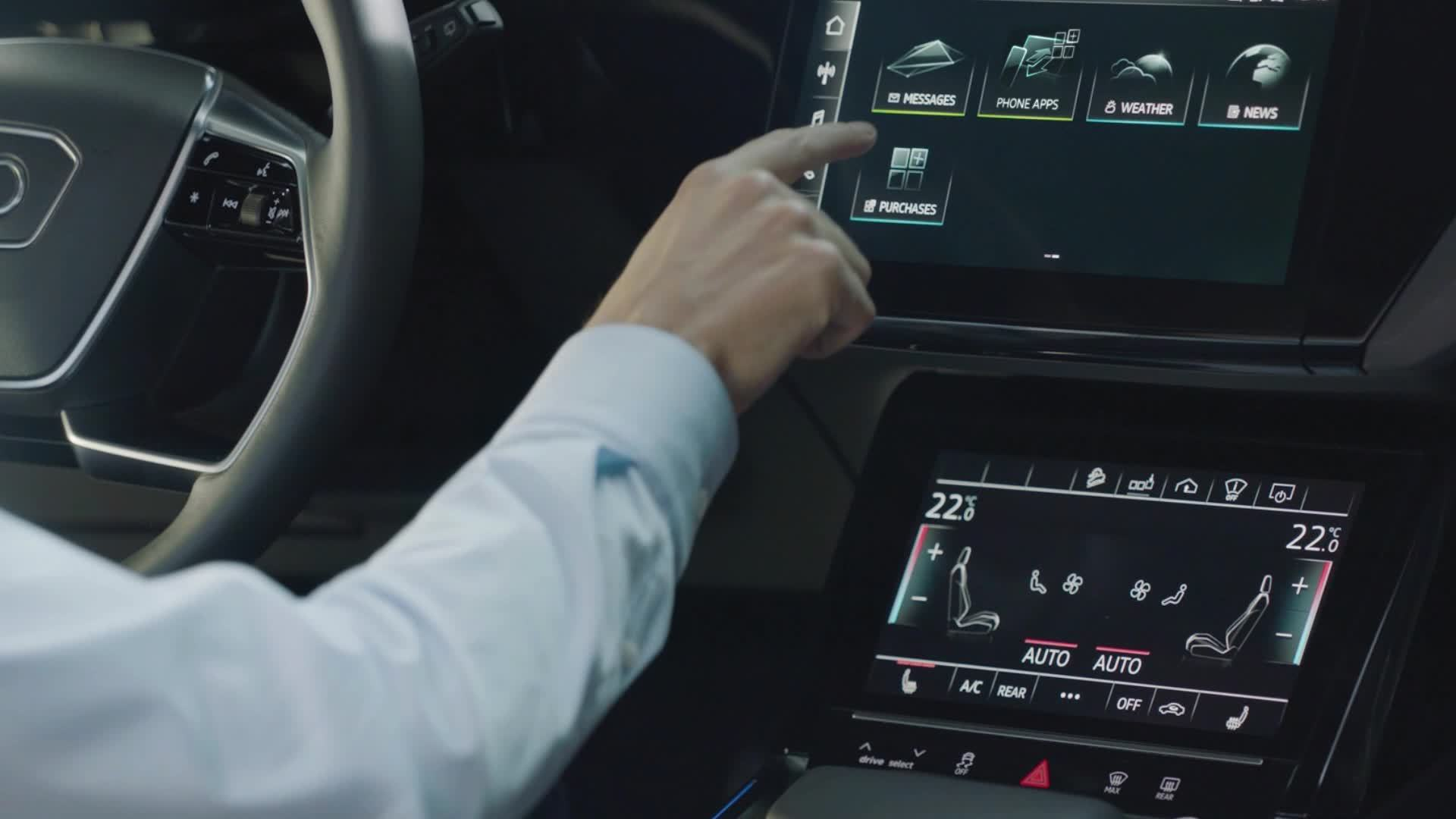 Audi e-tron – the next step in electric mobility