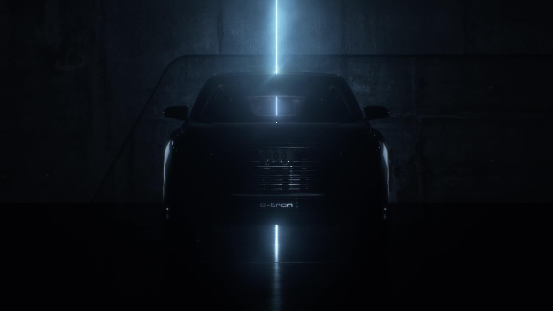 Audi auf dem Genfer Automobilsalon 2019 (Teaser)