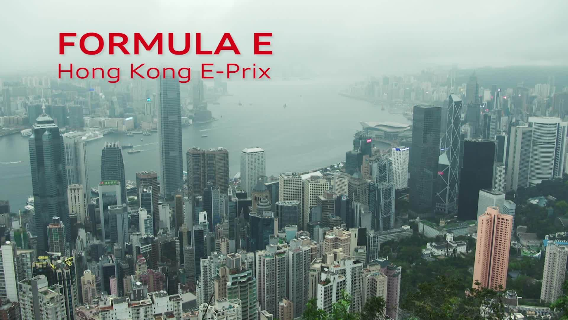 Welcome to Hong Kong: The 50th Formula E race