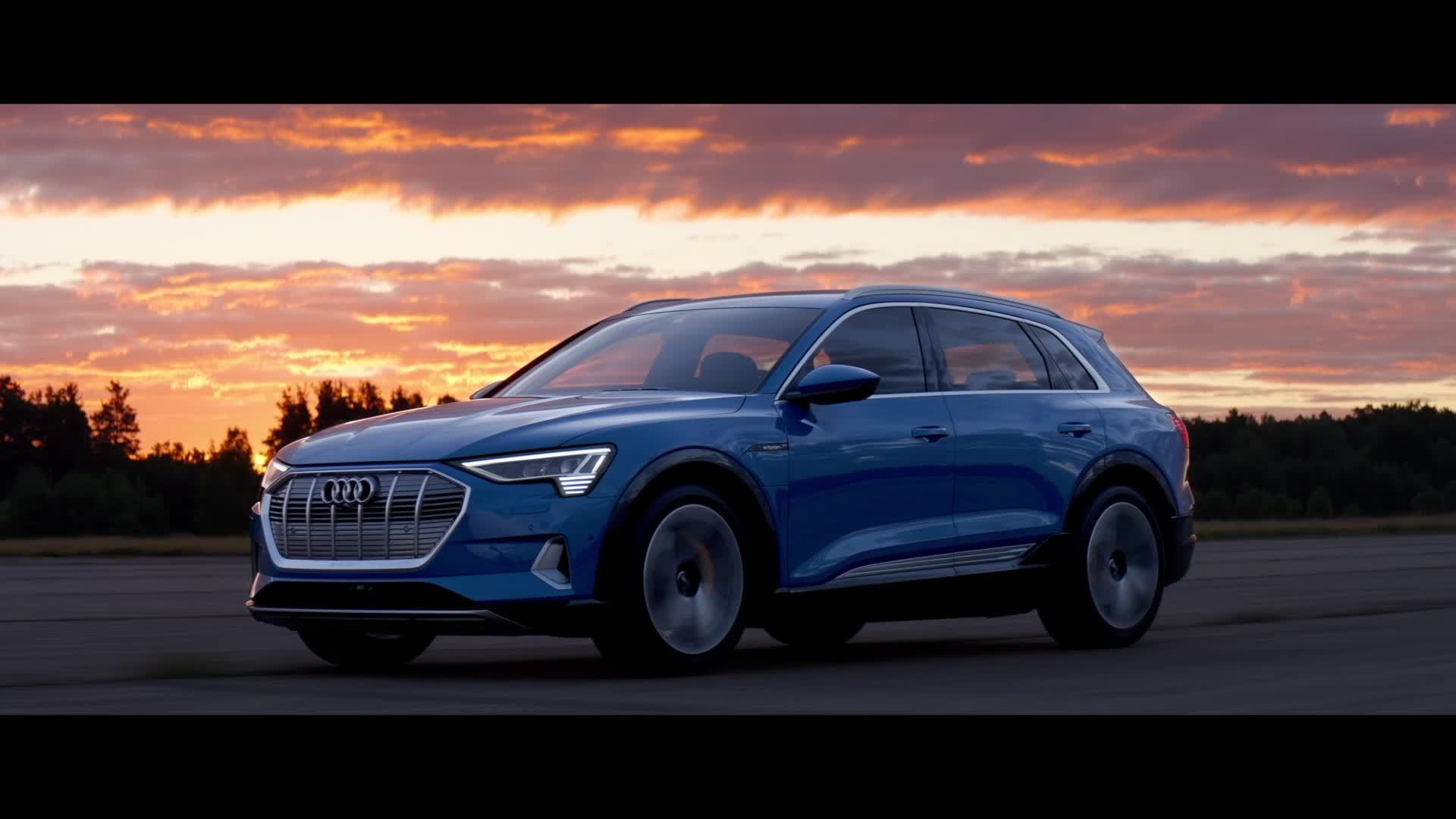 Audi e-tron defined: The End of the Beginning