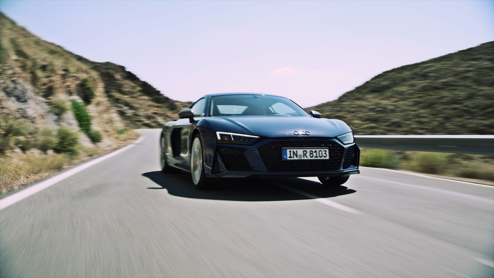 Audi R8 Coupé V10 performance quattro (Trailer)