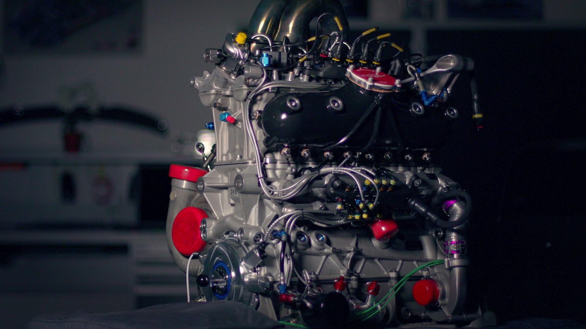 Der neue Audi-Turbomotor für die DTM