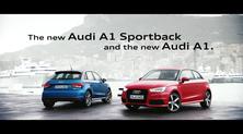 Die neuen Audi A1 und A1 Sportback - Trailer