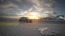 Der Audi RS Q3 - Animation