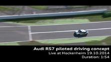 Pilotiertes Fahren - Footage