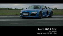 Der Audi R8 LMX